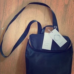 Crossbody/Backback Multi-use Bag